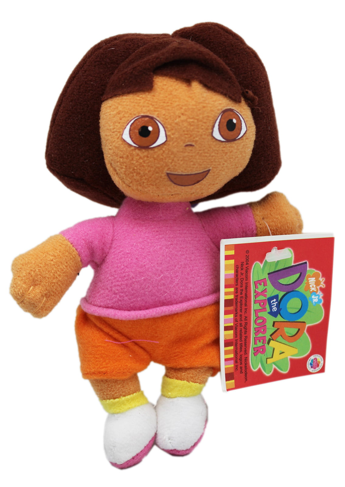 Nick Jr's Dora the Explorer Miniature Kids Plush Toy (5in) by