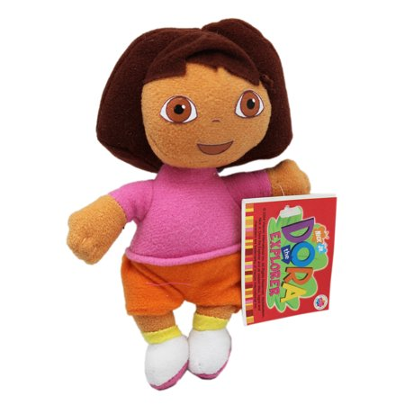 Nick Jr's Dora the Explorer Miniature Kids Plush Toy