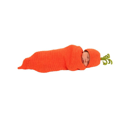 Carrigan The Carrot Halloween Costume