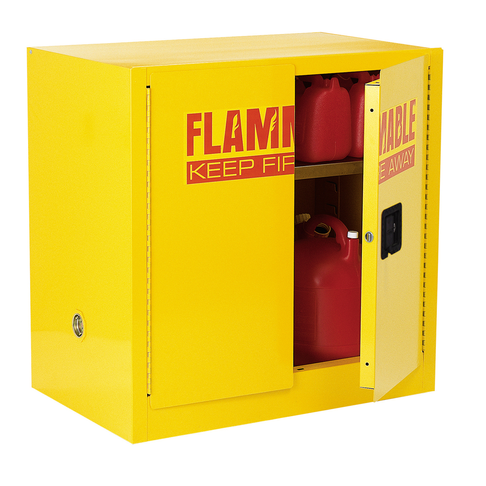 Edsal Flammable Safety Cabinet, SC22F