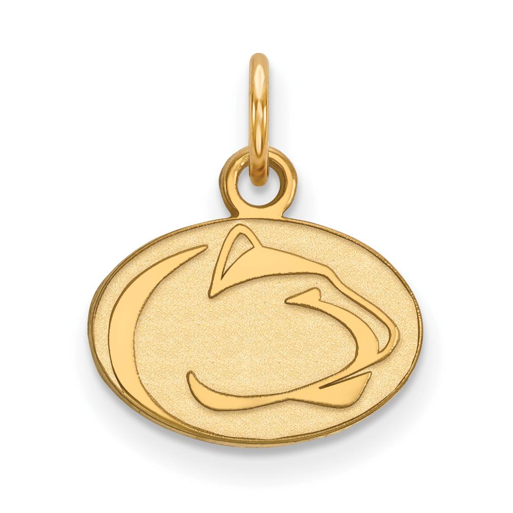 Penn State Extra Small (3/8 Inch) Pendant (14k Yellow Gold)