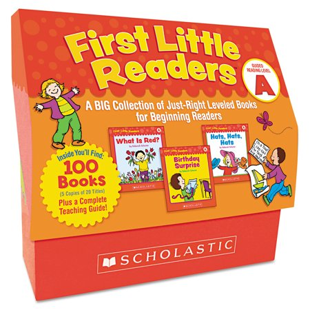 BOOK FIRST LITTLE READERS: GUIDED READING LEVEL A - image 1 of 1
