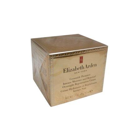 Elizabeth Arden céramide Première humidité intense et renouvellement Crème de nuit de régénération de 1,7 oz