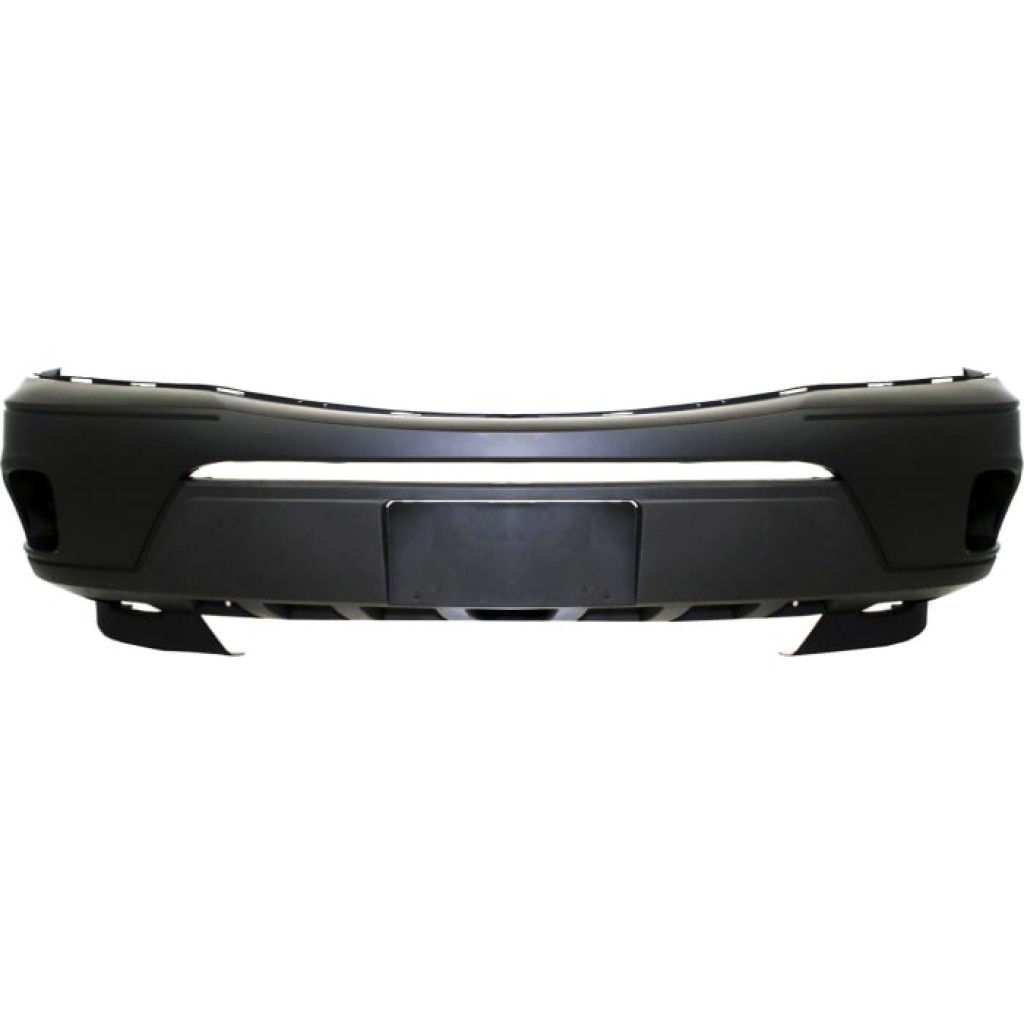 OE Replacement 2002-2007 Buick Rendezvous Bumper Cover Partslink Number GM1000643