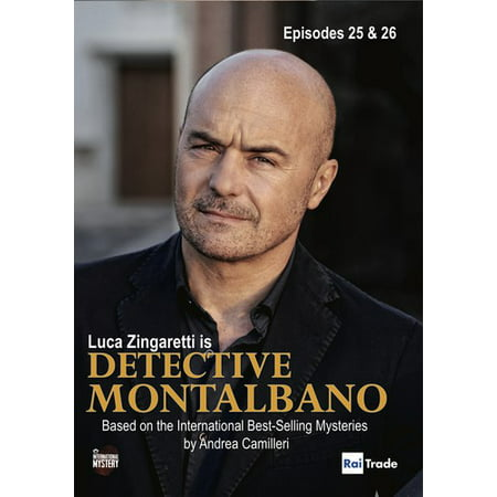 Detective Montalbano: Episodes 25 & 26 (DVD) - Chopped Halloween Episode Food Network