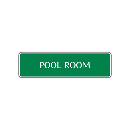 Ball Billiards Neon Sign - Pool Room Street Sign Billiard Cue Table Ball Garage Man Cave Décor Gift 4x13.5