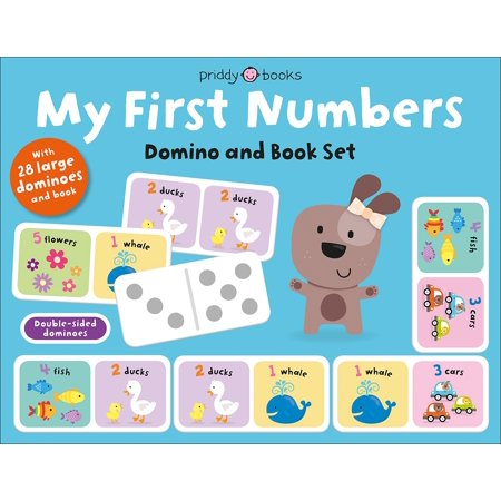 My First Numbers Domino Set - Set Number