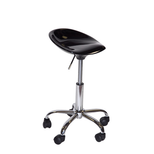 Martin Universal Design Height Adjustable Contour Stool