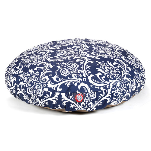 Majestic Pet Products French Quarter Round Dog Pillow
