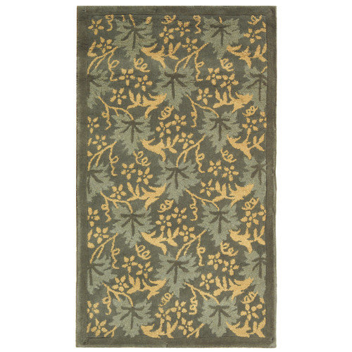 Safavieh Berkeley Blue Vines Area Rug