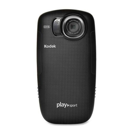 Kodak Playsport Gen2 Black Hd Video (Kodak Waterproof Camcorder)