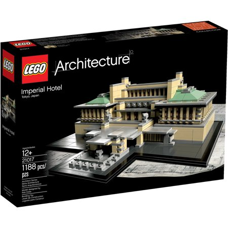 Lego Architecture Imperial Hotel Play Set