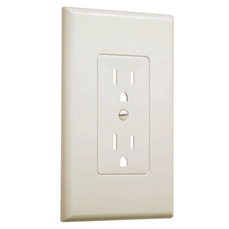 Taymac MW2500I Decorator Cover Duplex Outlet