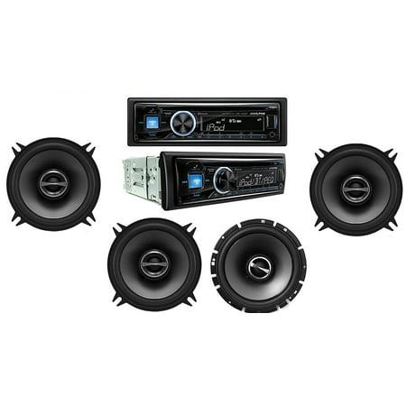 Alpine Cde 143bt Car Stereo Cdusb Receiver W Advanced Bluetooth2