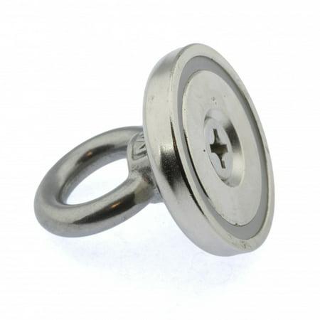 FISHING MAGNET 165 lb Magnetic Pull Neodymium Rare Earth Magnets Treasure Hunt