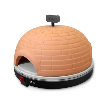 NutriChef PKPZ950 - Electric Pizza Pit Oven / Pizza Maker