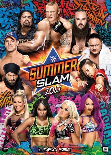 WWE: Summerslam 2017 (DVD) by