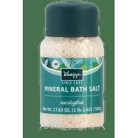 Kneipp Eucalyptus Mineral Bath Salt 17.6 oz.