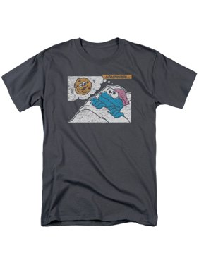 691fde283bdea Product Image Sesame Street Classic Kid s TV Show Cookie Monster s Dream  Adult T-Shirt Tee