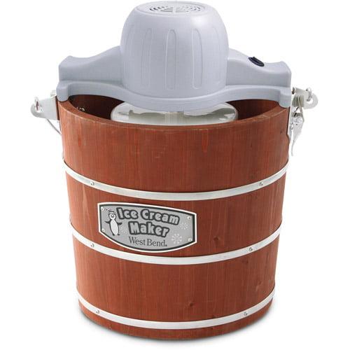 West Bend 4-Quart Ice Cream Maker
