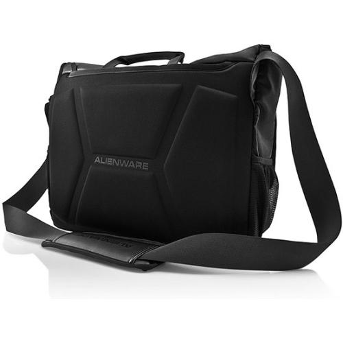 "Mobile Edge Alienware Vindicator Messenger Bag for 13/14/17"" Notebooks - Black"