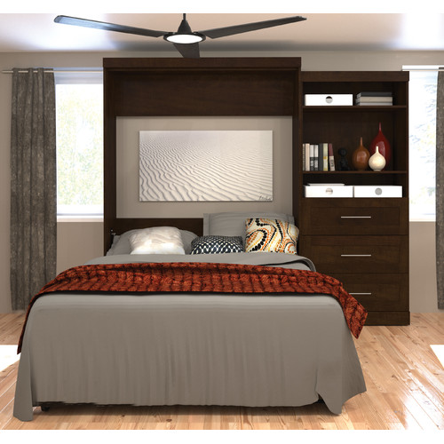 latitude run roslyn queen murphy bed - Murphy Beds For Sale