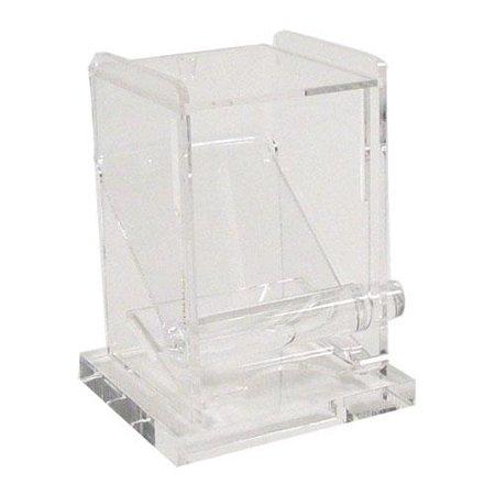 Crestware - CTDACR - 5 1/2 in Clear Toothpick Dispenser (Toothpick Bird Dispenser)