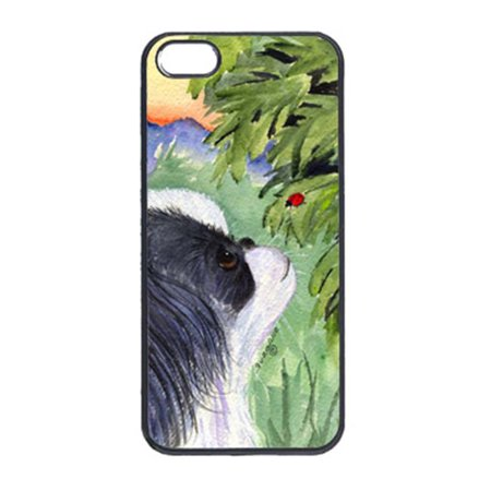 Carolines Treasures SS8259IP5 Japanese Chin Cell Phone Cover Iphone 5 - image 1 of 1