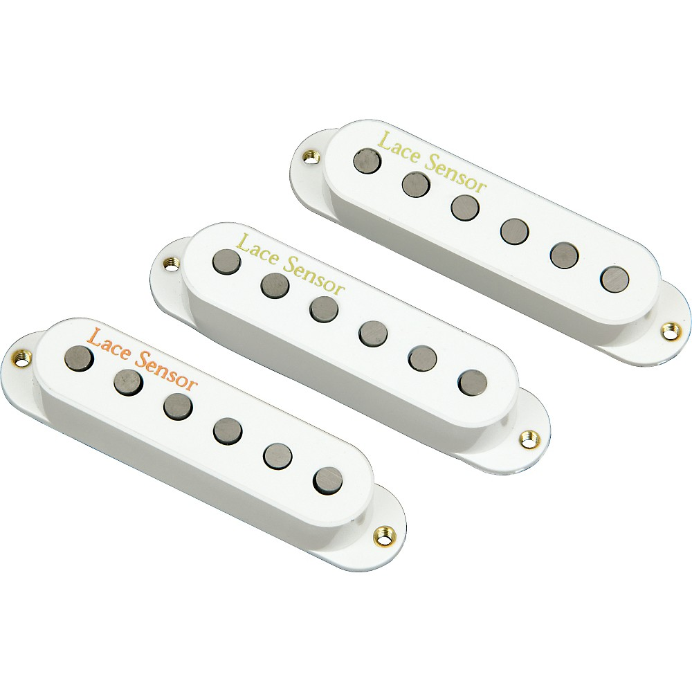 Lace Holy Grail Noiseless Pickup 3-Pack White