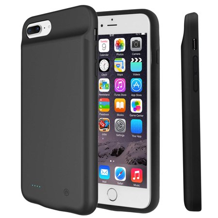 newest 7220e 8dcc6 iPhone 8 Plus Battery Case/iPhone 7 Plus battery case [Support ...