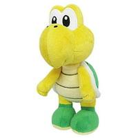 "Little Buddy LLC, Super Mario All Star Collection: Koopa Troopa 8"" Plush"