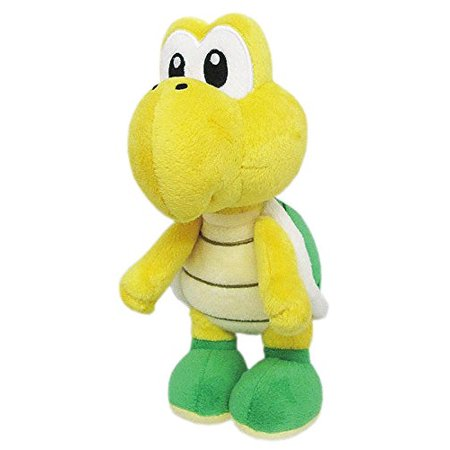 Little Buddy LLC, Super Mario All Star Collection: Koopa Troopa 8