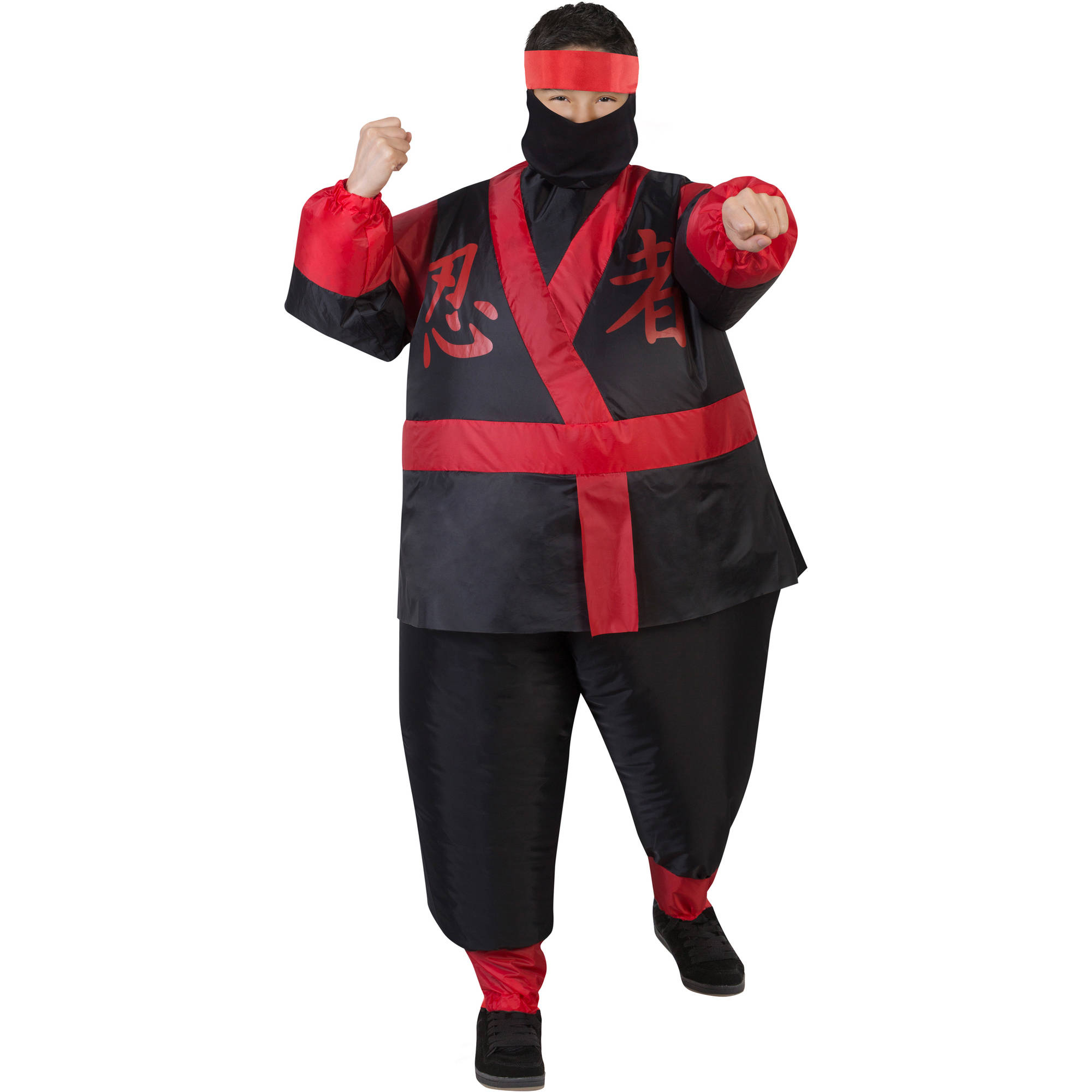 Ninja Inflatable Child Halloween Dress Up / Role Play Costume