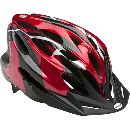 Schwinn Red Merge Helmet, Adult