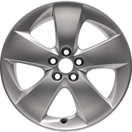 New Aluminum Alloy Wheel Rim 17 Inch Fits 2010-2015 Toyota Prius 17X7.0 5 on 101.6 - 4 Inches 5