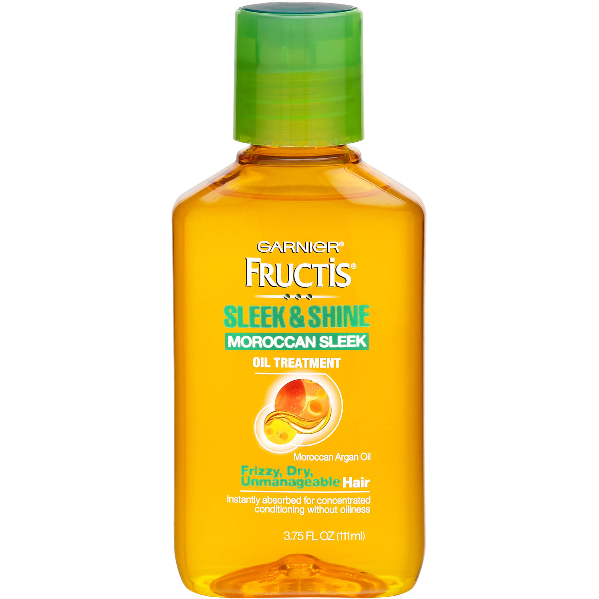 Garnier Fructis Sleek & Shine Moroccan Oil Treatment, 3.75 oz