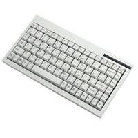 ACECAD Solidtek 88 Keys Mini Portable Keyboard, White