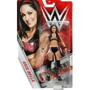 Brie Bella WWE Mattel Basic Series 70 Action Figure