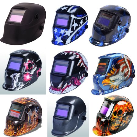Grinding Face Shield - Ktaxon New Solar Auto Speedglas Darkening Welding Helmet Shield Hoods Arc Tig mig Grinding Certified Face Mask with Adjustable Shade Range