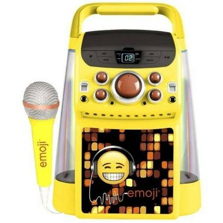 Sakar Ko2 11601 Emoji Flashing Lights With Water Karaoke
