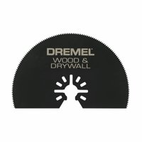 Dremel MM450 Multi-Max Oscillating Tool 3 inch Saw Blade for Wood and Drywall