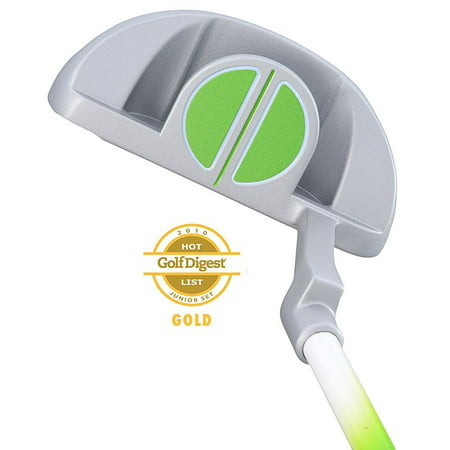 Paragon Golf Rising Star Kids Junior Putter Ages 8-10 Green / Right-Hand
