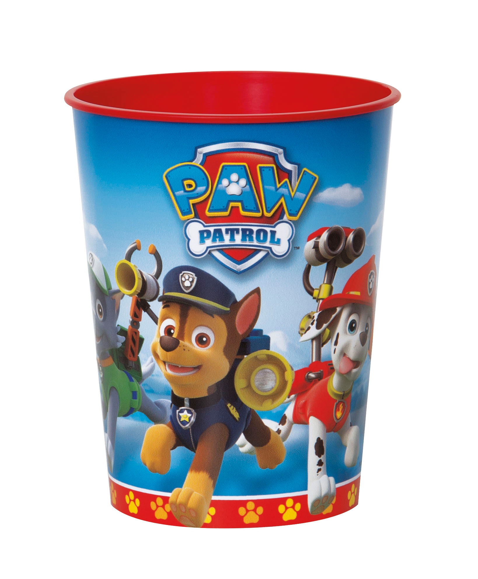 Paw Patrol Party Tableware Decorations Childrens Birthday Partyware Supplies Fba