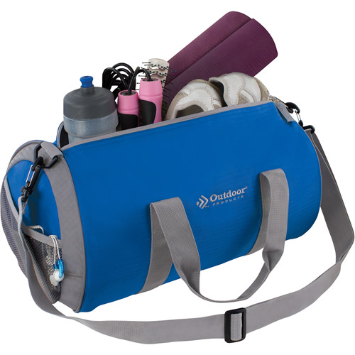 Outdoor Products Sport Duffle Bag, Blue
