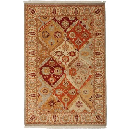 Solo Rugs One-of-a-kind Ottoman Hand-knotted Area Rug 4' x 6' ()