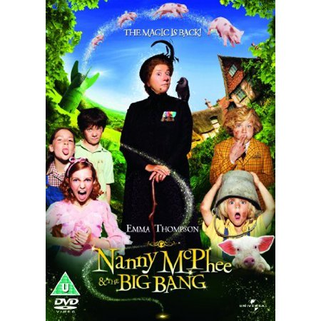 NANNY MCPHEE AND THE BIG BANG (Nanny Mcphee And The Big Bang Review)