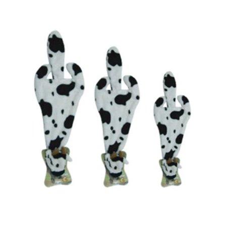 Best Pet Supplies PT41L Cow 2-in-1 Fun Skin - Large