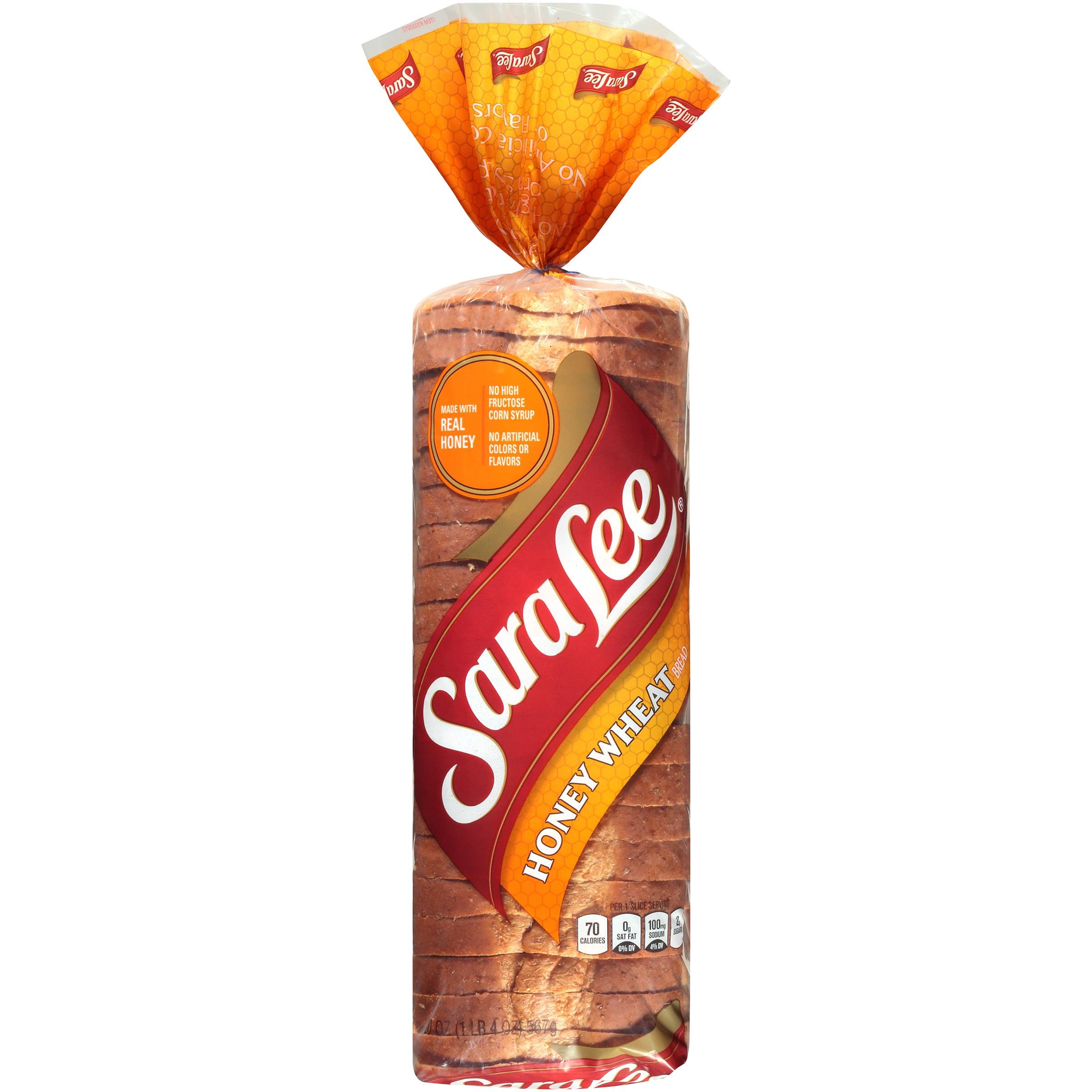 Sara Lee® Honey Wheat Bread 20 oz. Bag