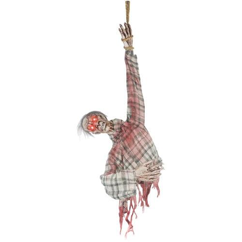 3' Animated Ghoul Torso Halloween Decoration