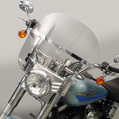 National Cycle N2270 Chopped Heavy Duty Windshield